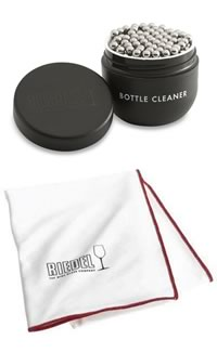 Riedel Bottle Cleaner and Microfibre Cloth